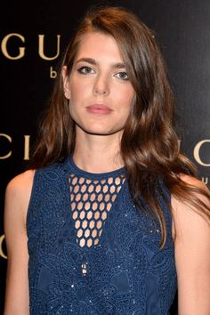 "Charlotte Casiraghi stars in the new Gucci cosmetics film titled, ""Stolen Moments."" Watch the campaign, here:"