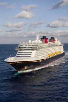 The Disney Dream continues the Disney Cruise Line tradition of blending the elegant grace of early century transatlantic ocean liners with contemporary design to create one of the most stylish and spectacular cruise ships afloat. The Disney Disney Dream Cruise, Disney Cruise Tips, Cruise Vacation, Disney Vacations, Disney Trips, Dream Vacations, Vacation Spots, Vacation Ideas, Disney Deals