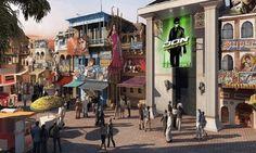 Dubai में पहला बार बना दुनिया का BOLLYWOOD THEME PARK