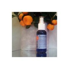 Aroma Boost Leave-in Spray
