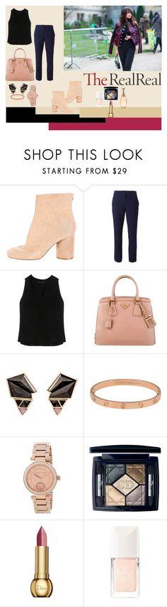 Designer Clothes, Shoes & Bags for Women Proenza Schouler, Diane Von Furstenberg, Cartier, Christian Dior, Prada, Autumn Fashion, Michael Kors, Shoe Bag, Fall