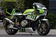 Kawasaki ZRX 1200 Performance Replica