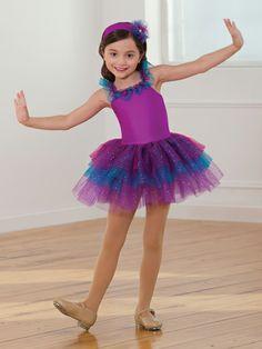 Tutti Frutti - Style 660 | Revolution Dancewear Children's Dance Recital Costume