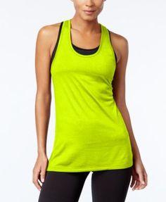 NIKE Nike Balance Racerback Tank Top. #nike #cloth # activewear