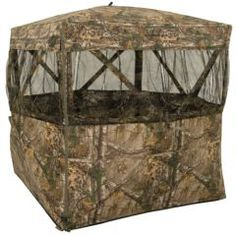 Browning Camping | Mirage Hunting Blinds | ORCCGear.com