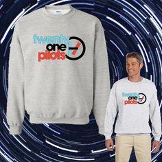 Twenty_One_Pilots Logo Unisex Adult sweater Crewneck Sweatshirt