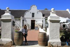 A visit to South Africa isn't complete without wine tasting in Stellenbosch, the most famous African city for a fab wine experience. Cape Dutch, Wine Tasting Experience, Dutch House, Cape Town, South Africa, Holland, Travel Destinations, Wanderlust, City