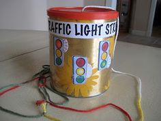 Music For Primary: Traffic Light String