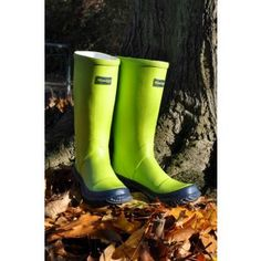 Greentips Wellington Boots - Fair Corp