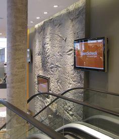 Paneles murales | MSD artificial stone panel | StoneslikeStones. Check it out on Architonic