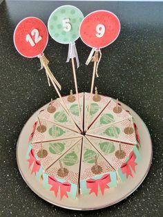 petite part pour toi, pile de souhaits, fêtes toutes faites, anniversaires, stampin'up