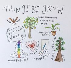 Lead Me| Things you can GROW