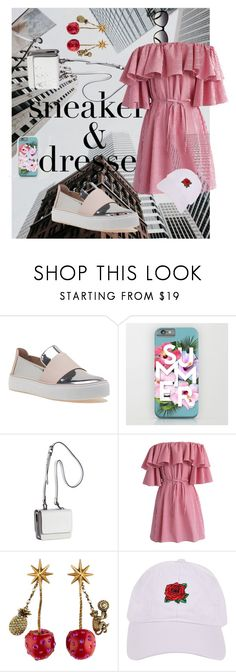 """summer1"" by beatrice-ballarini on Polyvore featuring moda, Stuart Weitzman, Kendall + Kylie, Chicwish, Gucci e Armitage Avenue"