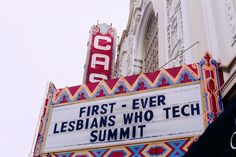 Q&A on the Summit, queer women in technology, and the latest and greatest in queer tech.