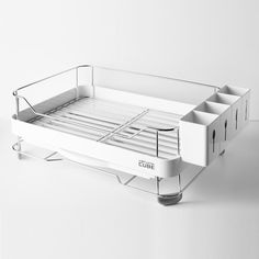 Oxo Good Grips Folding Stainless Steel Dish Rack Extraordinary Found It At Wayfair  Good Grips Folding Stainless Steel Dish Rack Decorating Design
