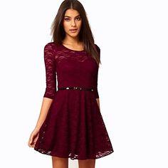 Vestido de encaje de la Mujer – CLP $ 12.729