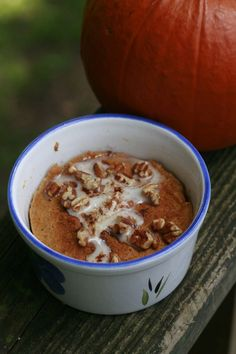 21. Pumpkin Pie in 2 Minutes #healthy #meals http://greatist.com/eat/healthy-mug-recipes