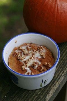 21. Pumpkin Pie in 2 Minutes #healthy #meals http://greatist.com/eat/healthy-mug-recipes