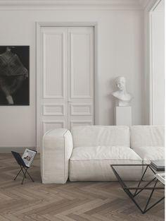 Interiores - Apartamento em Paseo de Gracia / Barcelona