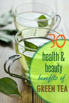 30 Wonderful Health and Beauty Benefits of Green Tea Healthy Meals For One, Healthy Eating Habits, Healthy Options, Healthy Drinks, Healthy Recipes, Crockpot, Under 100 Calories, Green Tea Benefits, Healthy Living Quotes