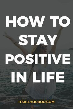 Do you want to stay positive no matter what happens? The power of positive thinking is real and can change your life. Click here for the 6 Steps to Staying Positive no matter what happens. Plus, get 12 FREE Printable Positive Affirmations to help you gai