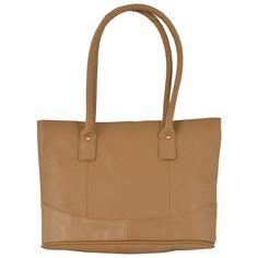Amerileather Casual Leather Handbag (Black) 33405c46cc73f