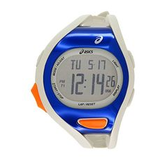 fa603a5046fb Asics Mens CQAR0703 Digital Display Quartz White Watch -- Read more reviews  of the product