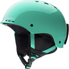 Smith Optics Unisex Adult Holt Snow Sports Helmet - Opal Small From the terrain park to the backcountry, the newly redesigned Holt has you covered Ski Gear, Snowboarding Gear, Ski And Snowboard, Helmets For Sale, Kids Helmets, Snowmobile Helmets, Riding Helmets, Ski Racing, Sports