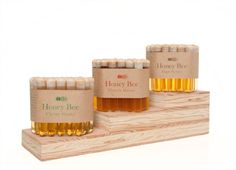 Honey Bee Packaging