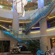 Main staircase #NCL-Escape