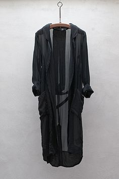 RAQUEL ALLEGRA SILK ROBE