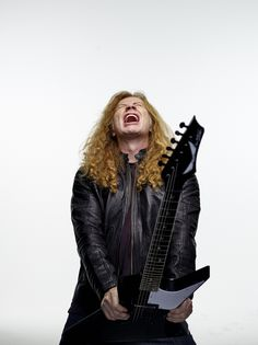 Dave Mustaine by Jeremy Danger - Photo 149927317 - 500px