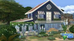 76 Meilleures Images Du Tableau Maisons Sims 4 Animal Crossing
