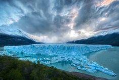 Beautiful Nature Ice | Home - Wallpapers / Photographs - Nature - Emerald iceberg