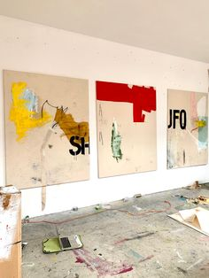 Modern Art, Contemporary Art, Cool Paintings, Art Plastique, Acrylic Painting Canvas, Art World, Art Inspo, New Art, Cool Art