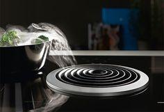 Liesituuletin vie aina massiivisen tilan keittiöstäsi. Sekin konsepti on nyt uudelleen mietitty