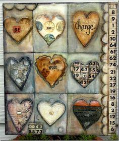 hearts/Bingo on the side