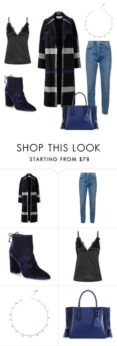 """COBALT"" by giddygalmvr on Polyvore featuring Helene Berman, 10 Crosby Derek Lam, Stuart Weitzman, 3.1 Phillip Lim and Longchamp"