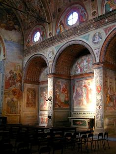 Church Soncino Italy