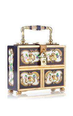 Dolce Box Bag by DOLCE & GABBANA Now Available on Moda Operandi