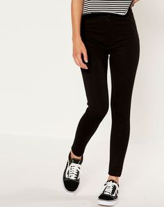 Shop and buy the latest in women's fashion and clothing online at Glassons.com. Check out this Zip Front Ponte Pant - Your fave ponte pant featuring a slim fit and zip front detail and button.