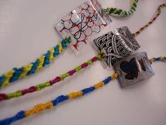 6th Grade, Shrinky Dink Friendship Bracelets