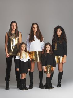 GAELLE KIDS F W 2015 collection #gaellekids #FW15 #ai15 #gaelleparis #fashion #glamour #instamood #gimel #kids #style #girl