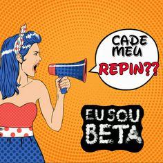 REPIN! #timBETA #BetaAjudaBeta #SDV #missaoBeta #betaseguebeta #betalab #rt #rts