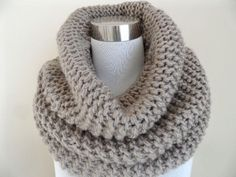 These are some of the Cowls that make up my line of Super Cowls. Super Cowls that are larger, chunkier and yet still retain their comfort, style and beauty.The chunkiness of these cowls will keep you...