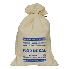 Comprar Saco de Flor de Sal Pequeno - Flor de Sal Gourmet