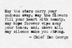 May silence make you strong