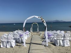 Ultimate beach wedding in Kos