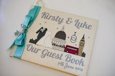 London wedding by Cecelina Photography (18) wedding stationery by Bunny Delicious
