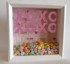 Valentine's Shadow Box!